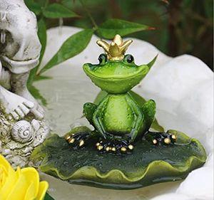 Mini Teichdekoration schwimmender Frosch, Miniatur Gartenfrosch Figuren, schwimmender für Aquarium Terrasse Garten Schwimmende Pool Dekor