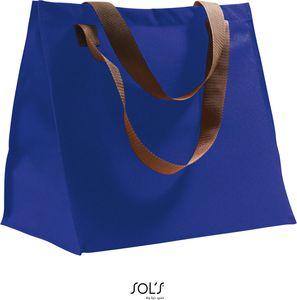 SOLS Bags Einkaufstasche Strandtasche 71800 Blau Ultramarine 34 x 33 x 23 cm