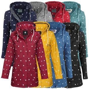 ODYSSEE / NEW VIEW Damen Softshellmantel, Farbe:mint grün, Größe:L