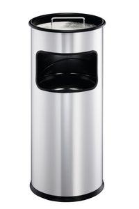 Durable 333023 - 17 l - Rund - Metall - Silber - 26 cm - 620 mm