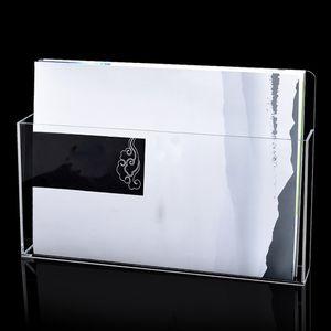 Hochwertiger, gut polierter, transparenter Feilenhalter aus Acryl 310x220x45mm 2 310 x 220 x 45 mm 2 wie beschrieben + wie beschrieben