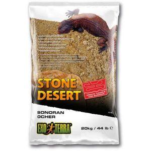 EXO TERRA Substrat Steinwüste Sonora Ochre 20kg - Für Reptilien