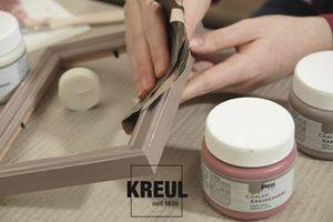 KREUL Chalky Kreidefarben Basis-Set 4 x 150 ml