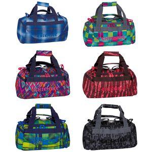 Chiemsee Matchbag X-SMALL kleine Sporttasche Reisetasche 5011009, Farbe:Plaid Regatta