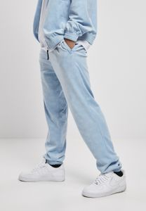 Southpole Hose AOP Velour Pants Black-XL