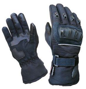 PROANTI Regen Winter Motorradhandschuhe Motorrad Roller Touchscreen Handschuhe - L