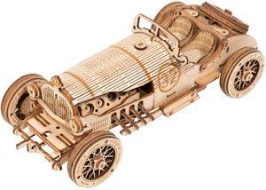 3D Holzpuzzles für Erwachsene Mechanische Modelle Kits zu bauen (Grand Prix Auto)