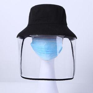 Fischerhut mit Visier UV-Schutzkappe Gegen Abnehmbarer Hut für Männer und Frauen Sonnenschutz Sonnenhut Halsschutz