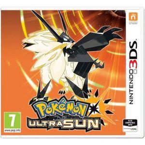 Pokemon Ultrasonne 3DS PEGI