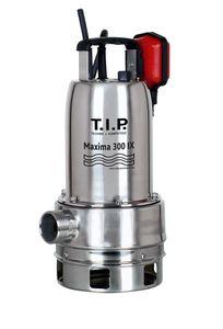 TIP Maxima 300 IX Schmutzwasser-Tauchpumpe (max. Fördermenge 18.000 l/h)