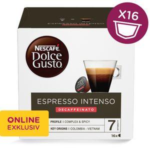 DOLCE GUSTO Espresso Intenso Decaffeinato