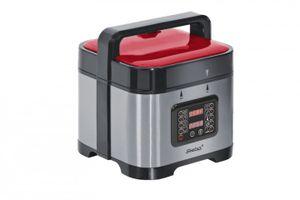 Steba DD 1 ECO elektronischer Dampfdruck Kocher Edelstahl