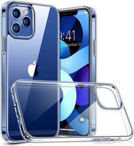Hülle für iPhone 12 / 12 Pro Silikon Schutzhülle Handyhülle TPU Tasche Klar Slim