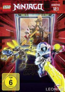 LEGO Ninjago 12 Box 1 - LEONINE  - (DVD Video / Sonstige / unsortiert)