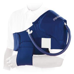 AIRCAST Cryo/Cuff Schulterbandage speziell für die Kältebehandlung Kältetherapie