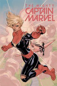 Marvel - Captain Marvel - Flight - Film Poster Druck - Größe 61x91,5 cm
