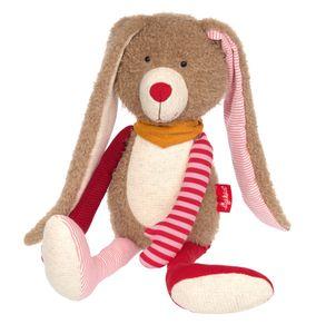 sigikid Patchwork Sweety Hase 39214 - Sweety Cuddly Friends Hase 40cm