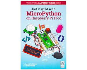 Get Started with MicroPython on Raspberry Pi Pico