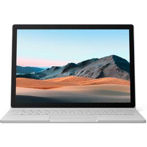 Microsoft Surface Book 3 Hybrid (2-in-1) Platin 38,1 cm (15 Zoll) 3240 x 2160 Pixel Touchscreen Intel® Core™ i7 Prozessoren der 10. Generation 32 GB LPDDR4x-SDRAM 512 GB SSD NVIDIA® GeForce® GTX 1660 Ti Wi-Fi 6 (802.11ax) Windows 10 Pro