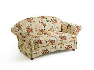 Max Winzer   Sofa 2-Sitzer - Farbe: multi - Maße: 151 cm x 86 cm x 83 cm; 2887-2100-1651637-F07