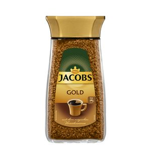 Jacobs Gold | löslicher Kaffee | 200g-Glas
