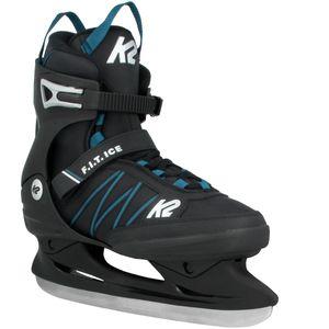 K2 Herren-Schlittschuhe F.I.T. ICE black_blue Größe 44,5