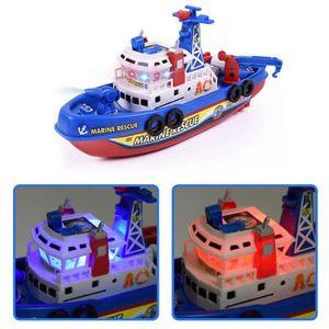 Elektro-Feuerboot Modell-blau elektrisches Feuerboot