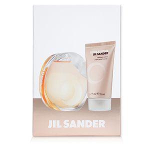 Jil Sander Sensations Eau De Toilette 40 ml + Bodycreme 50 ml