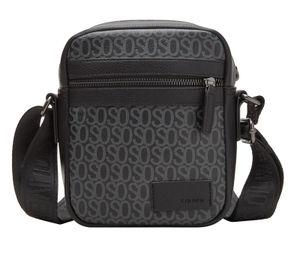 s.Oliver Crossover Bag Black AOP