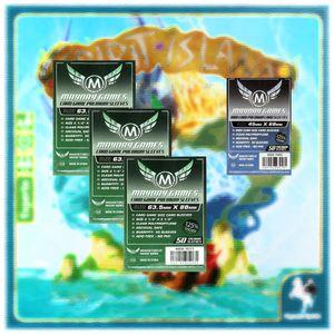 Mayday Premium Sleeves Kartenhüllen 7035 + 7041 Vorteilspack für Spirit Island