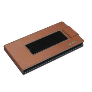 Karbonn Aura 4G Schutzhülle Braun Leder