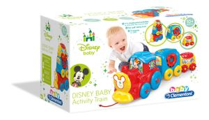 Clementoni Disney Babyzug mehrfarbig