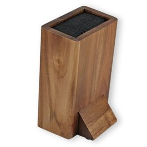 Messerblock ohne Messer Messerblock Holz ohne Messer leicht zu Reinigen