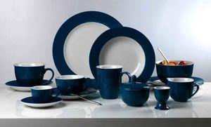 Kaffeetasse 200ml Doppio petrol-blau