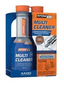 XADO AtomEX - Injektoren und Kraftstoffsystem Reiniger - Diesel Motor