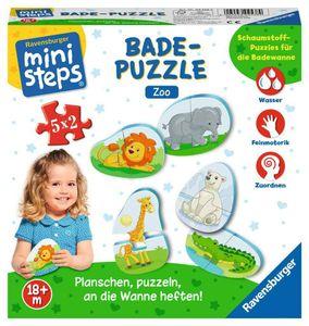 Badepuzzle Zoo Ravensburger 04538