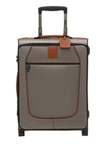 Stratic Original Stratic Trolley-S-2R EW TSA QR EA champagne 3-9897-55c Koffer mit 2 Rollen Koffer