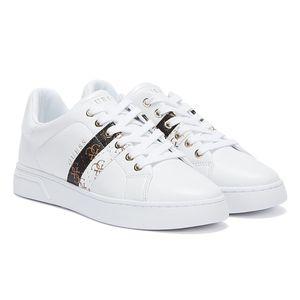 GUESS Reel Weisse Damen Sneakers