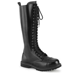 Demonia RIOT-20 Stiefel schwarz, Größe:38 (US-M6)