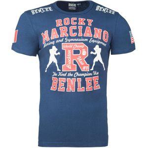 BENLEE Rocky Marciano T-Shirt Herren Navy, Größe:L