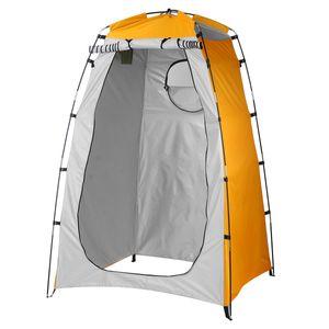 MECO Duschzelt Automatikzelt Zelt Campingzelt Umziehzelt Faltzelt Umkleidezelt Toilettenzelt Privatsphäre Beistellzelt Outdoor