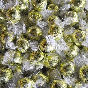 Lindt Lindor Kugeln Weiße Schokolade Citrus Lose 500 g