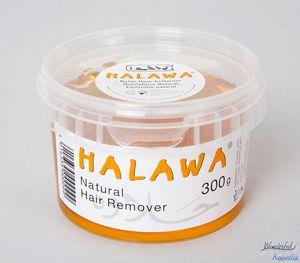 HALAWA - Natur Haarentferner 300g