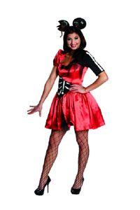Zombie Maus Horror Mäuschen Halloween Karneval Fasching Kostüm 40