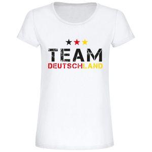 """T-Shirt """"Team Deutschland"""" - Frau"""