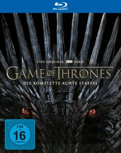 Game of Thrones - Staffel 8  [3 BRs] - Blu-ray Boxen
