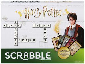Mattel Games Scrabble Harry Potter