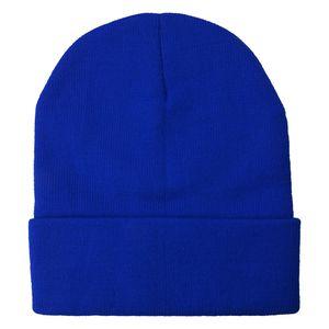 Melady Mütze Damen MLCAP0004BL NULL - Blau Synthetisch Kopfbedeckung