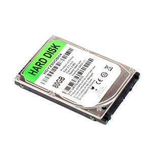 2,5 Zoll mechanische Festplatte SATA III-Schnittstelle Laptop-Festplatte 80 GB 8 MB Cache 5400 U / min Geschwindigkeit Festplatte fuer Laptop
