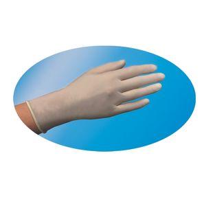 Ambulex Vinyl Einweg Handschuhe puderfrei transparent Größe M